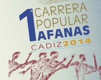 1ª Carrera Popular Afanas Cadiz